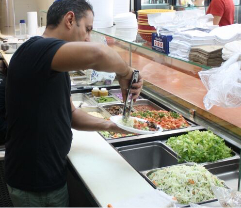healthy restaurant